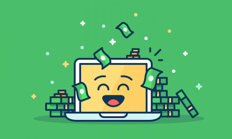 9 روش برای درآمد داشتن در اینترنت.