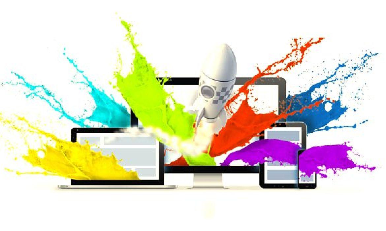استفاده از رنگها در طراحی سایت
